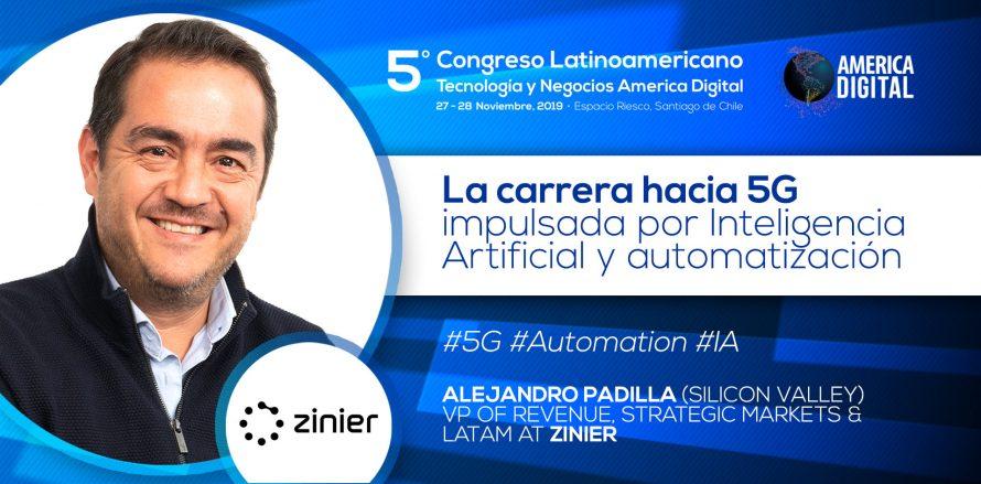 Alejandro Padilla Zinier America Digital