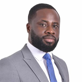Alfred Klutsey Paha (Ghana), Agent Network Manager, Fidelity Bank Ghana Ltd.