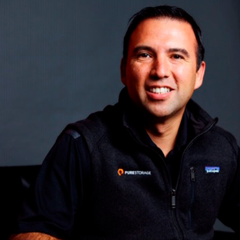 Ariel Galarce, Territory Sales Manager South Cone, Pure Storage.