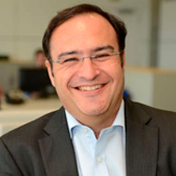 Andrés Escribano (España), Director de Nuevos Negocios e Industria 4.0 de IoT & Big Data en Telefónica Tech