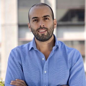 Nicolas Perdomo (Colombia), Head of Sales South America, BackBase